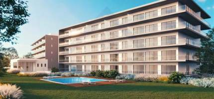 Apartamento T1 Portimão Construção